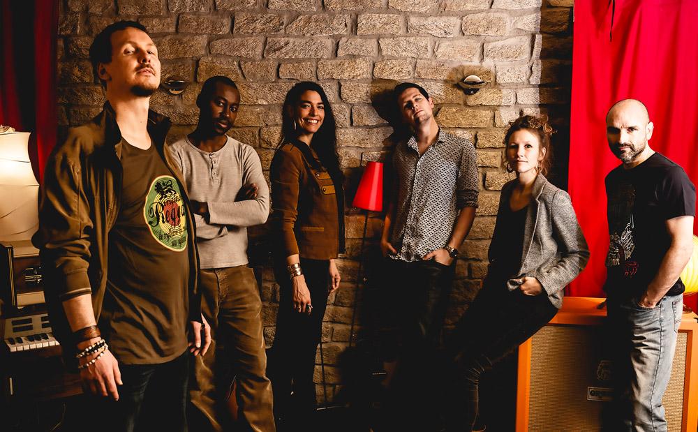 The Roots Ark, reggae band, Nantes, dub, rocksteady, festival