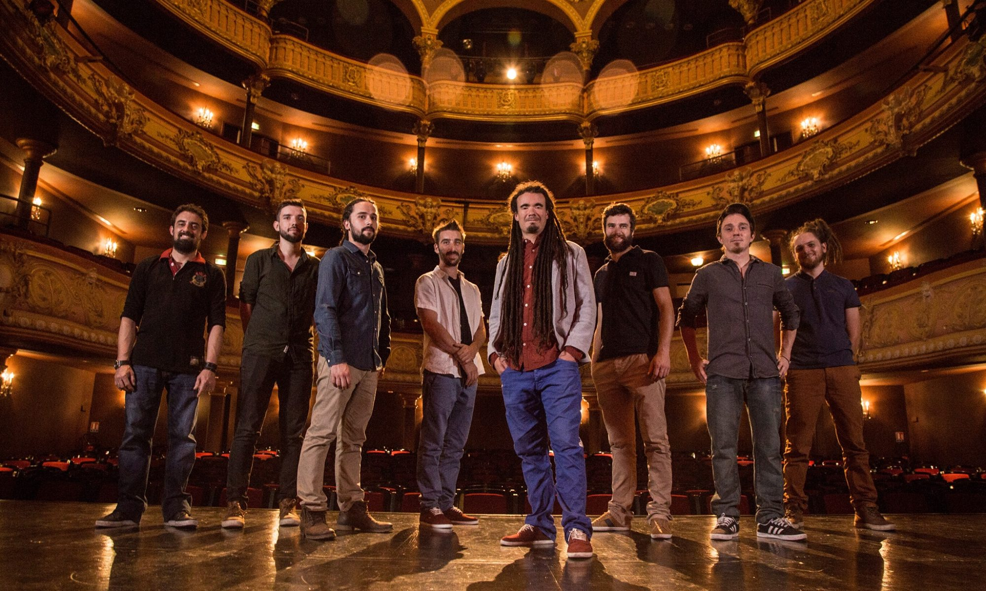 Paiaka et The Roots Ark en concert reggae à Nantes au Ferrailleur 20 décembre 2018