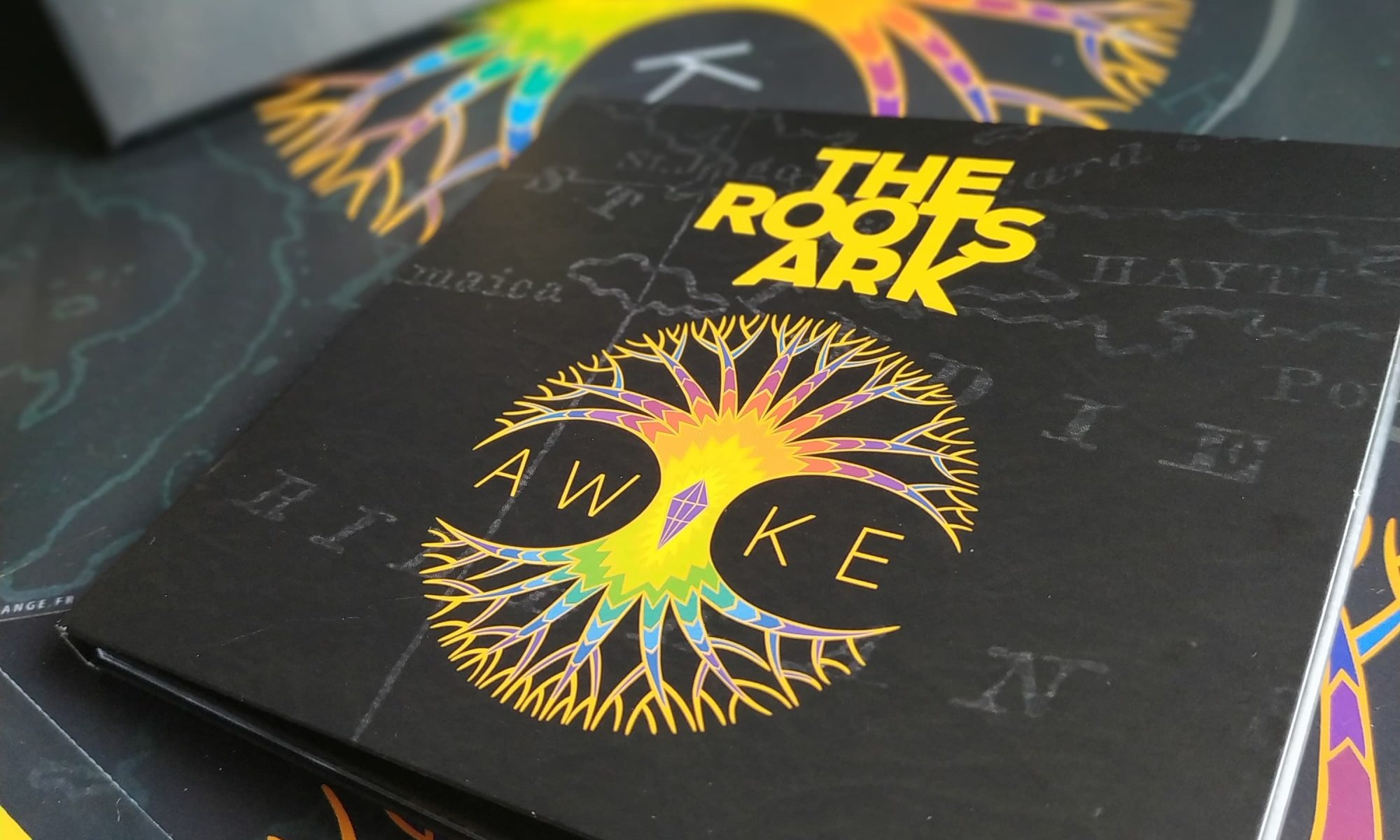 The Roots Ark - AWAKE- Album 2019